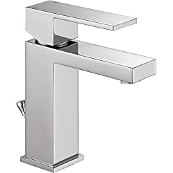Delta Faucet 567LF-PP Ara Single Handle Lavatory Faucet, Chrome