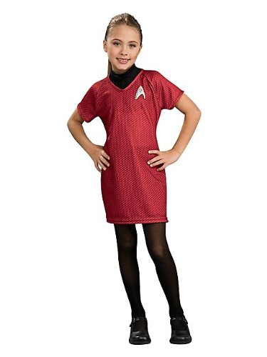 Star Trek Movie Deluxe Dress Child Costume