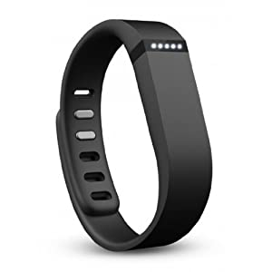 Fitbit Flex Wireless Activity + Sleep Wristband, Black
