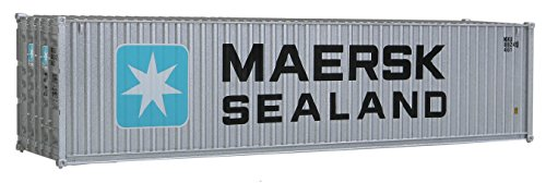 Walthers SceneMaster HC RS Maersk Container, 40' (Model Shipping Container compare prices)