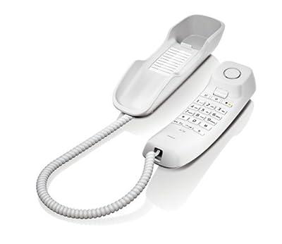 Gigaset DA210 Corded Phone (White)