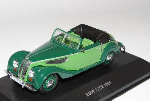 EMW 327/2 Cabrio 1955 Grün IST CCC070 1/43 Ist Ixo Modell Auto