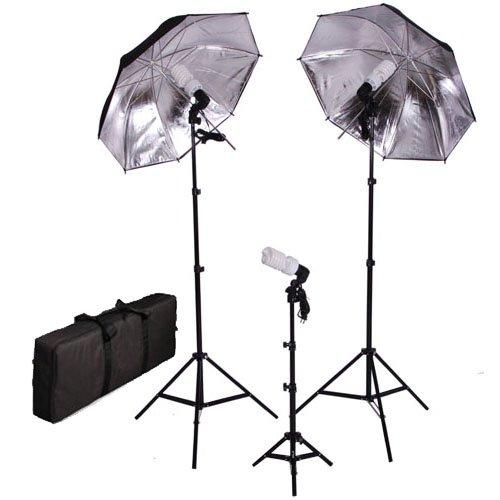 Studio Lighting For Sale: >>>Sale CowboyStudio Photo Studio Black Silver Umbrella