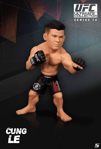 Round 5 UFC Ultimate Collector Series 14 Action Figure Cung Le - 1