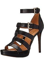 Nine West Women's Benteena Leather Dress Pump