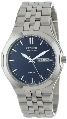 Citizen Men's BM8400-50L Stainless Steel Eco-Drive Watch