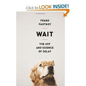 Wait - Frank Partnoy