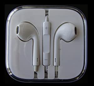 Apple Earphones Stereo Headset / iphone - ipad