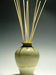 Stoneware Pottery Reed Diffuser - Chocomint