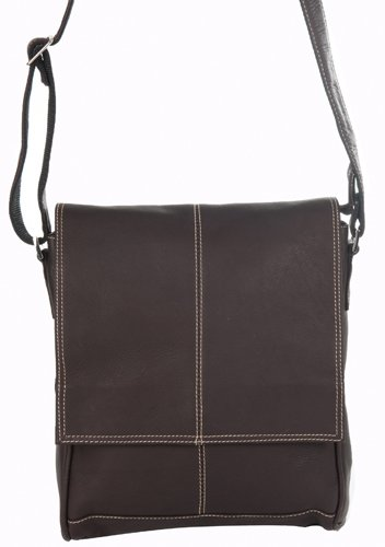 david-king-co-deluxe-simple-medium-messenger-cafe-one-size