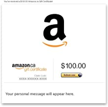 Amazon.ca Gift Card- Email - All Occasions