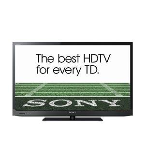 Sony BRAVIA KDL32BX420 32-Inch 1080p LCD HDTV, Black