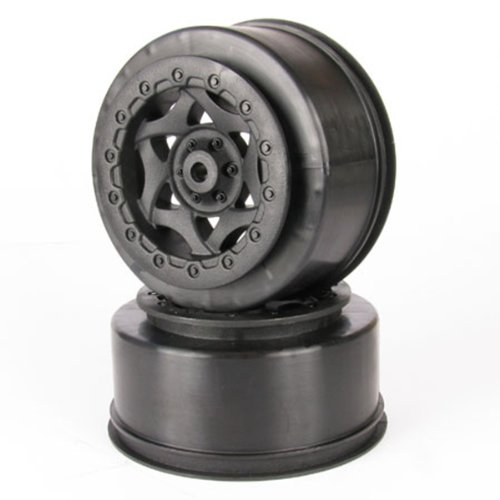 AKA Products 23003 Racing Cyclone SC10 Rear 2 SC Wheel, Scale 1:10