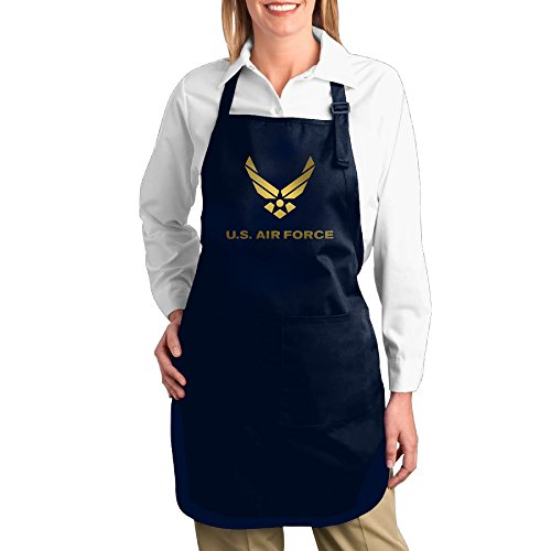 U.S. Air Force Canvas Pockets Apron Navy
