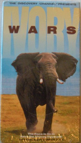 Ivory Wars (Saving the Elephant: The Race Against Time) [VHS]