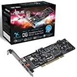 Asus US XONAR_DG 5.1 Channels PCI Interface Xonar DG Sound Card