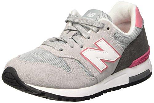 New Balance Damen NBWL565GT Gymnastik, Grigio (Grey), 39 EU