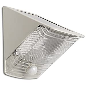 Click to buy LED Outdoor Lighting: Maxsa Solar Motion - Act Wedge Light from Amazon!