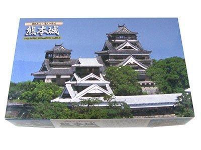 1/700 名城No.1 熊本城 400周年記念