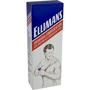 Amazon.com: Ellimans Embrocation x 100ml: Health & Personal Care