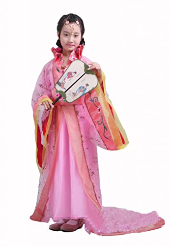 Chinese ancient costume clothing clothing Royal Mounted classical dance costumes