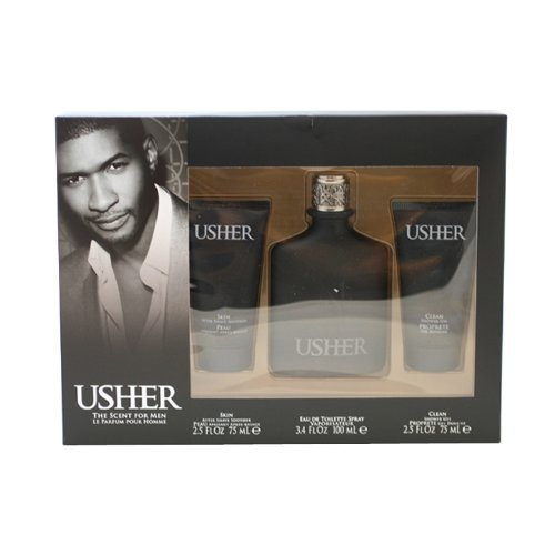 Usher He by Usher, 3 Count