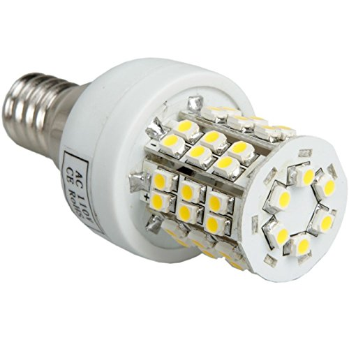 Corn Bulbs - E14 10W 48 Led 336 Lumen Warm White Light Led Corn Light Bulb(110V)