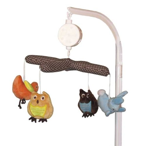 Arbor Friends Crib Mobile - 1