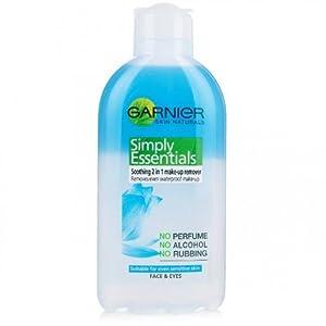 Garnier Skin Naturals Simply Essentials Démaquillant2en1 apaisant pour le visage et les yeux 200ml