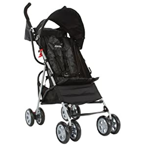 The First Years Jet Stroller, City Chic (Discontinued by Manufacturer)