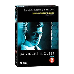 Da Vinci's Inquest: The Complete Second Season