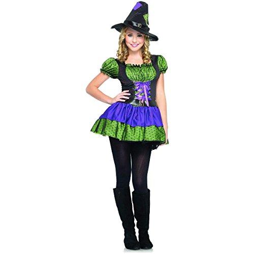 Hocus Pocus Witch Costume - Teen Small/Medium (Hocus Pocus Costume Shop)