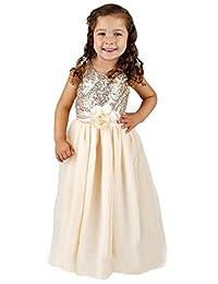 Amazon.com: Gold - Dresses / Clothing: Clothing, Shoes