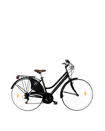 Gianni Bugno Bicicletta Bici Retro' 28'' Nero