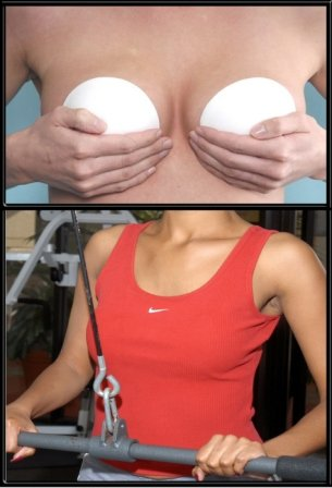 BustFree Strapless Exercise Bra in White and Extra Extra Large Size .... Fits Cup Size Full D.