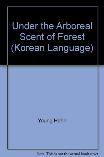 Under the Arboreal Scent of Forest (Korean Language) PDF