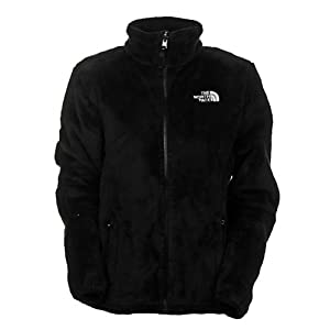 THE NORTH FACE Women's Osito Jacket XL TNF BLACK