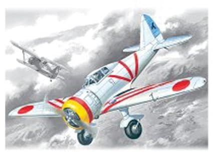 Maquette avion: Nakajima Ki 27 A
