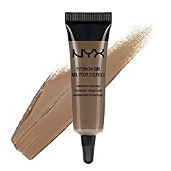 NYX Waterproof Eyebrow Gel Burnette