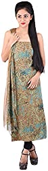 Bee Gee Boutique Women's Synthetic Unstitched Dress Materials (BG-18)