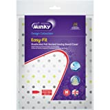 Enticing Minky 122x38cm Easyfit Ironing Board Cover (Cleva Edition)