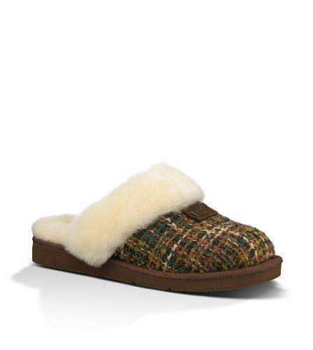 Cheap UGG Australia Womens Cozy Tweed Slipper (1001630 CHO)