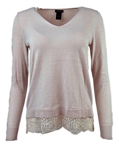 ann-taylor-womens-lace-hem-cotton-v-neck-sweater-soft-pink-x-large