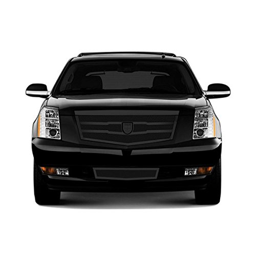 lexani-lg-602002-complete-grille-kit-black-for-07-up-cadillac-escalade-for-platinum-edition