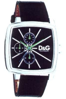 0ccb26f35 Dolce & Gabbana Good Times Chrono DW0107 - Reloj cronógrafo de caballero de  cuarzo con correa