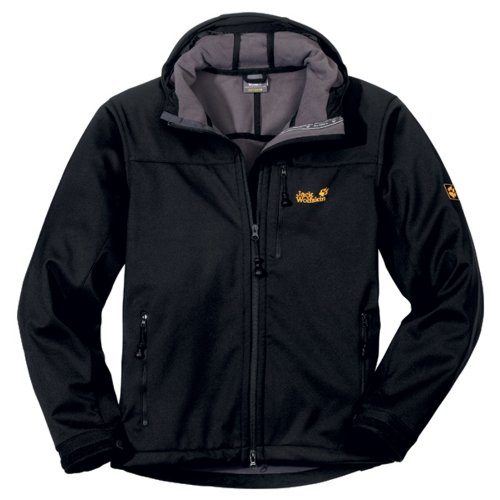 JACK WOLFSKIN Supersonic XT Jacket Men black (Size: M)