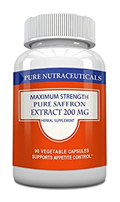 #1 Best Pure Saffron Extract Maximum Strength back to school PRICING Best Seller 200 Mg 90 Veggie (vegetarian) Caps Plus Free Shipping!! Best all natural appetite suppressant 30 day supply no hassle money back guarantee