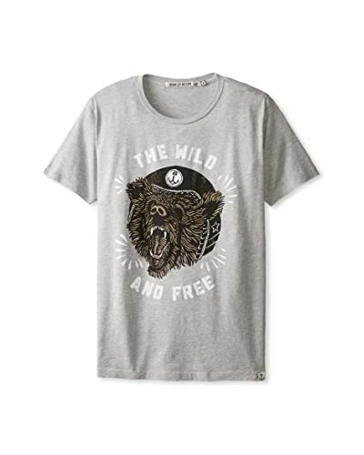 Iron & Resin Men's The Wild and Free Short Sleeve T-Shirt