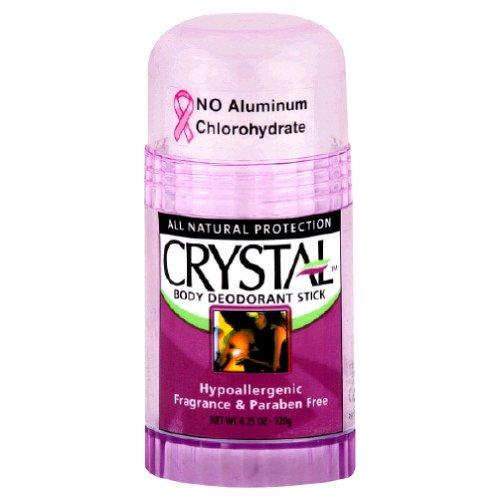 Crystal Body Deodorant Stick-4.25 oz