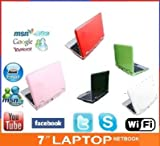 Pink Winodws CE Netbook by WOLVOL